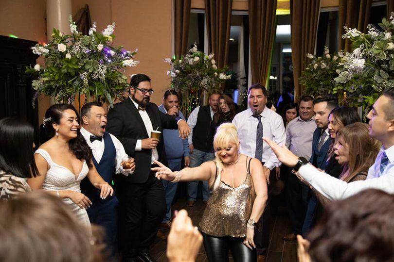 Dancing in Argyle