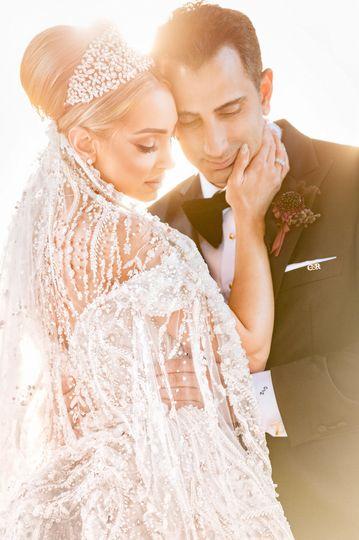 Fairmont San Diego Wedding