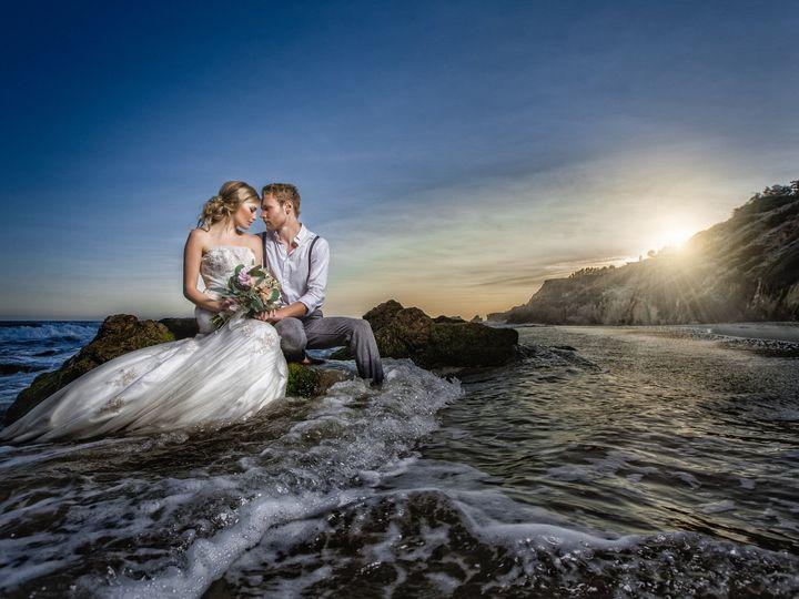 Tmx 1467829294646 Los Angeles Beach Wedding Los Angeles, CA wedding photography