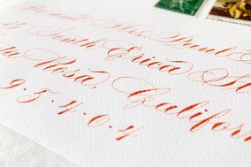 Kestrel Montes Calligraphy