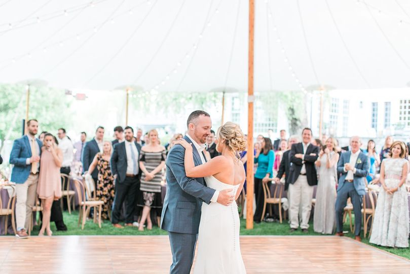 Tented Wedding Connecticut