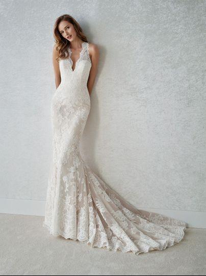 Famous dress