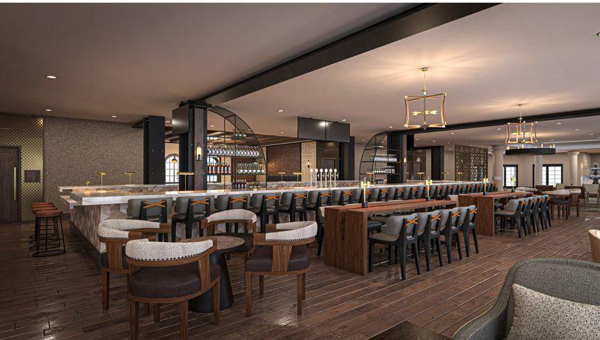 Promenade Room Bar