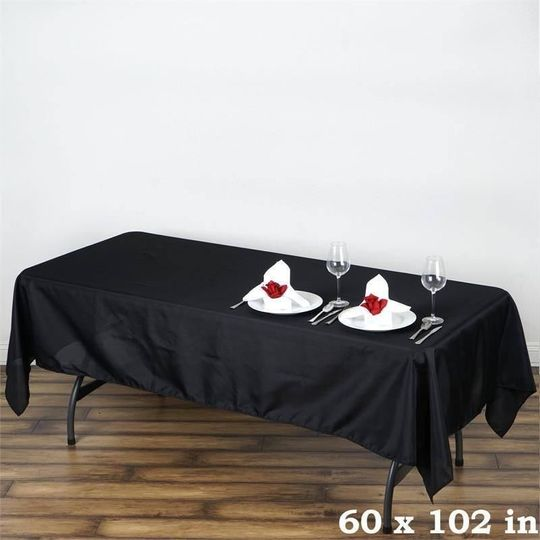 Rectangular Tables.
