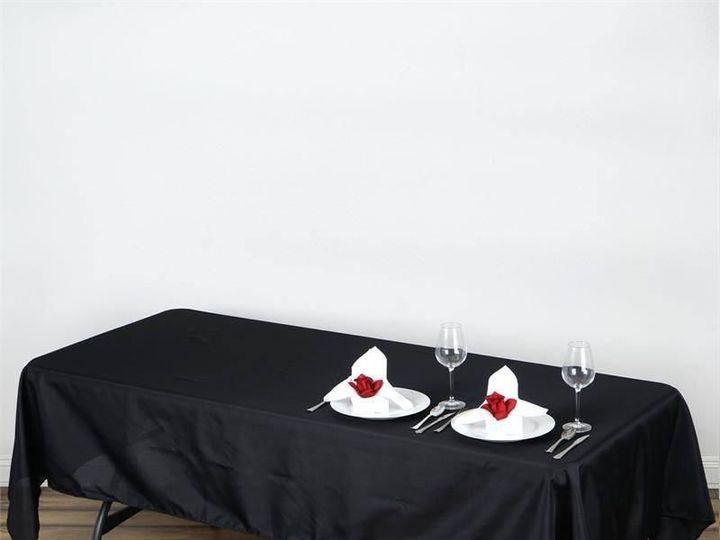 Tmx 1521504624 812090688b8616b4 1521504624 4ffa3a63efbdba13 1521504623261 2 Black Rectangular  Dallas, Oregon wedding rental
