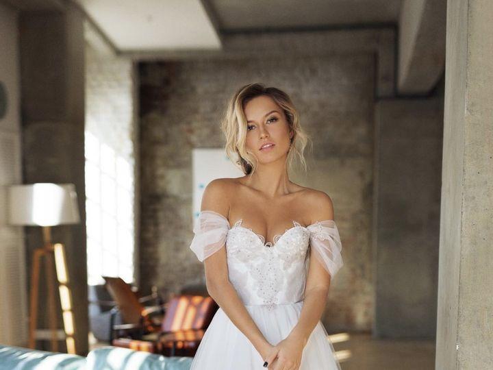 Tmx Elian 51 1030757 Fairfield, New York wedding dress