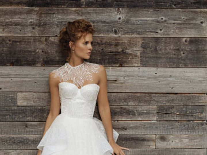Tmx Michelle 51 1030757 Fairfield, New York wedding dress