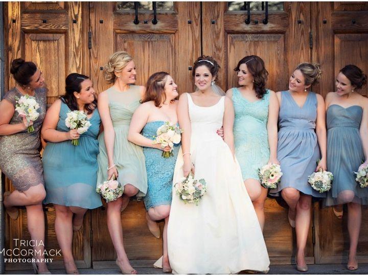 Tmx 1484346187585 Bridesmaids Wooden Door Boston, MA wedding venue