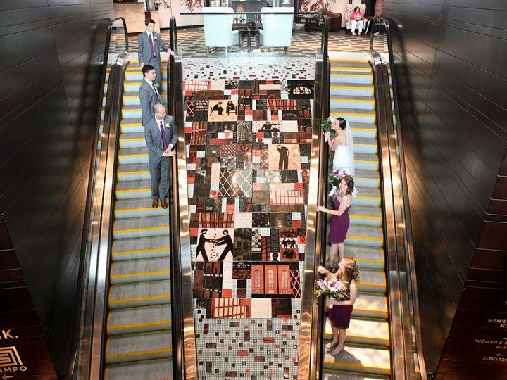 Tmx 1484346712668 Escalator Bridal Party Boston, MA wedding venue