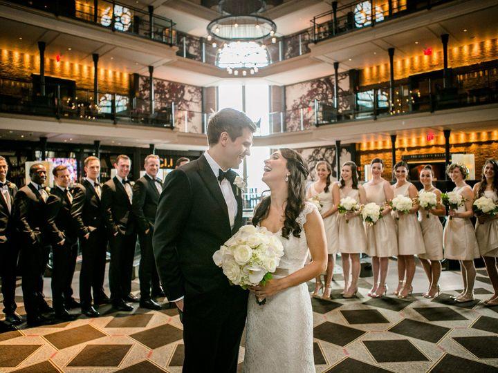 Tmx 1484346777093 Lobby Bridal Party 2 Boston, MA wedding venue
