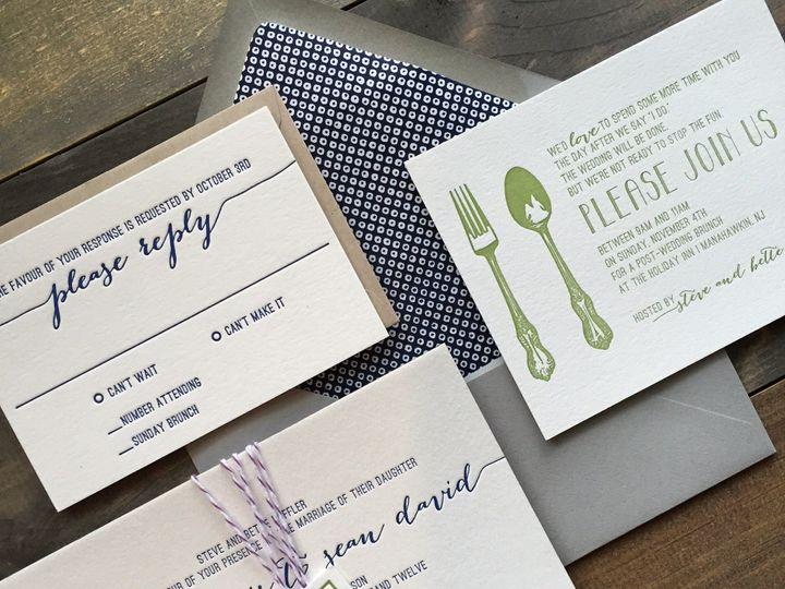 Tmx 1441547886528 Img0041 Princeton wedding invitation