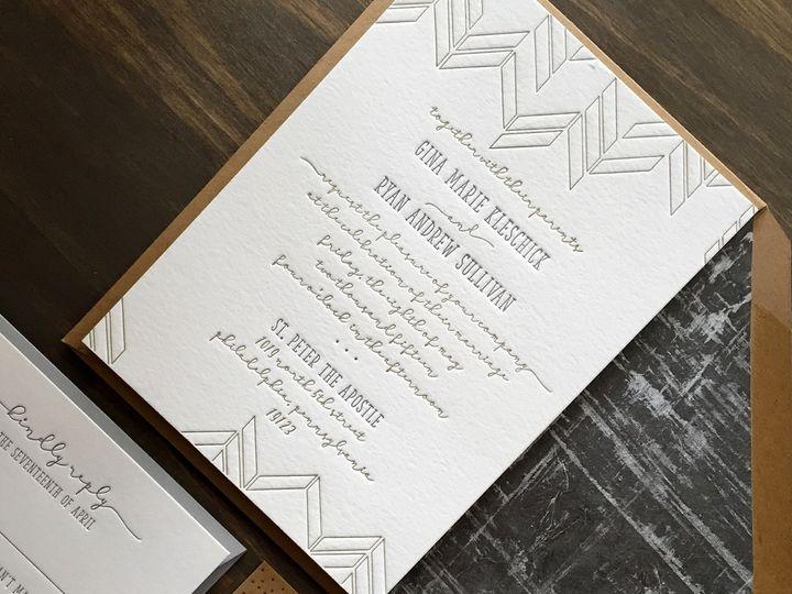 Tmx 1441547918719 Gina Princeton wedding invitation