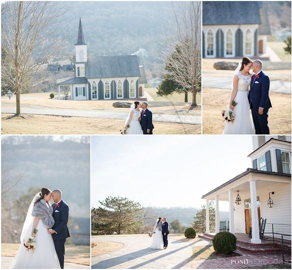 Big Cedar Lodge wedding