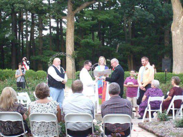 Tmx 1317267256847 2963682372903929737761000007845030896242644858725n Urbandale, Iowa wedding officiant