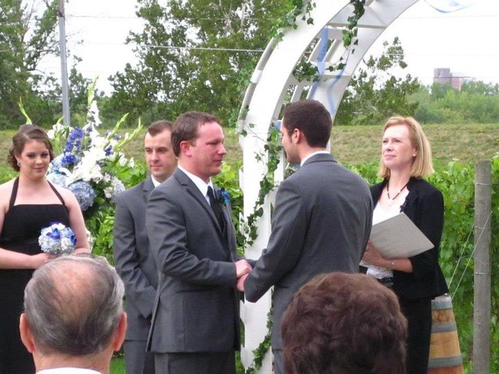 Tmx 1347242889683 2 Urbandale, Iowa wedding officiant