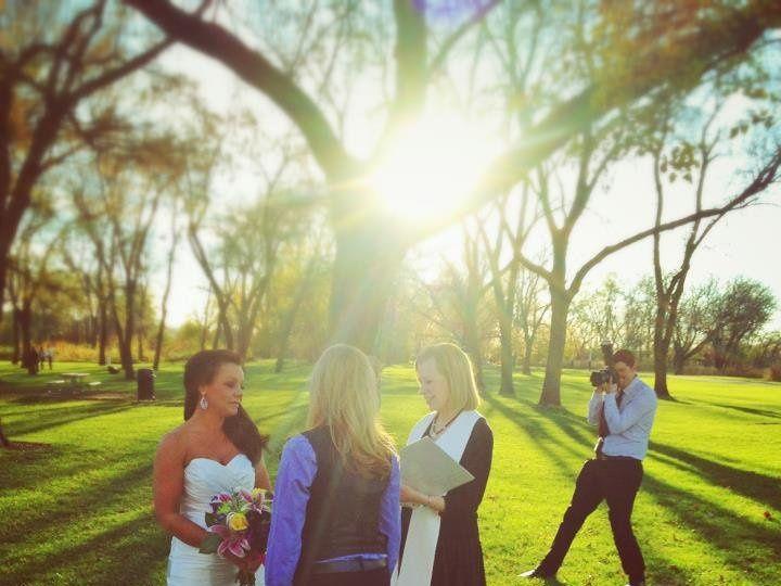 Tmx 1351570901908 AngieandDenise1 Urbandale, Iowa wedding officiant