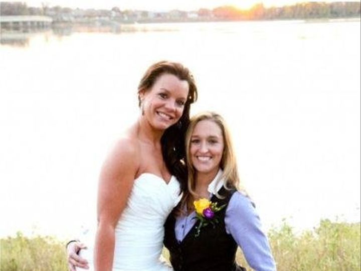 Tmx 1351570904491 AngieandDenise2 Urbandale, Iowa wedding officiant