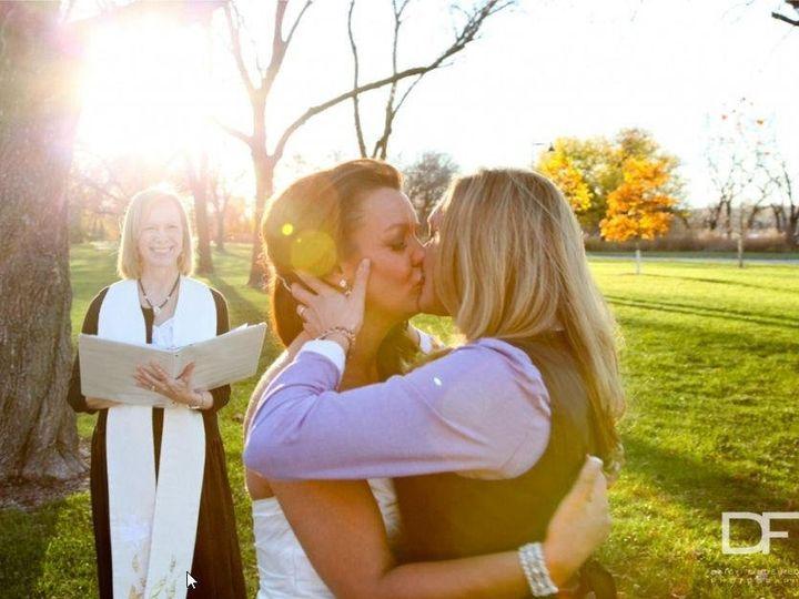 Tmx 1351570906922 AngieandDenise3 Urbandale, Iowa wedding officiant