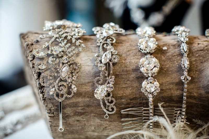 Sparkly wedding things