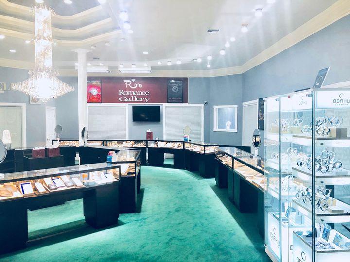 Inside store look