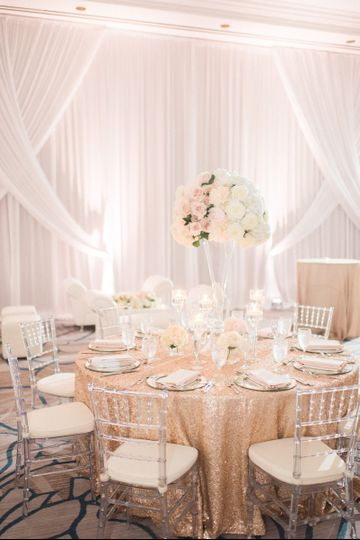 Hyatt regency coconut point wedding
