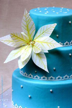 Tmx 1451944989712 Winter Wedding 1.2 Houston wedding cake