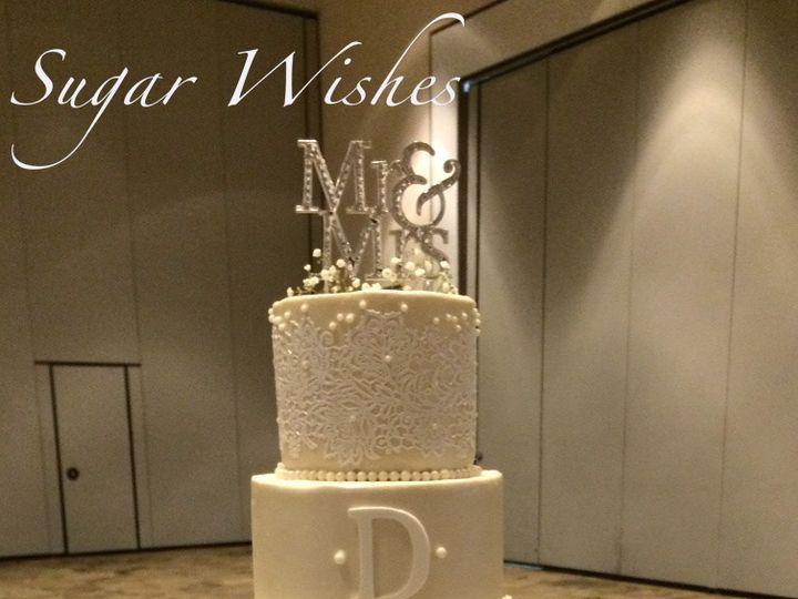 Tmx 1451945184453 Wedding Cake 1 Houston wedding cake