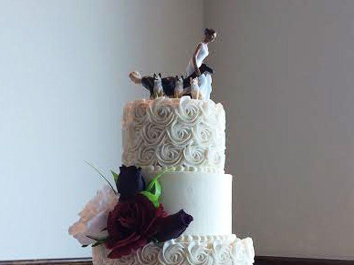 Tmx 1480978685043 Wedding Cake 3.1 Houston wedding cake