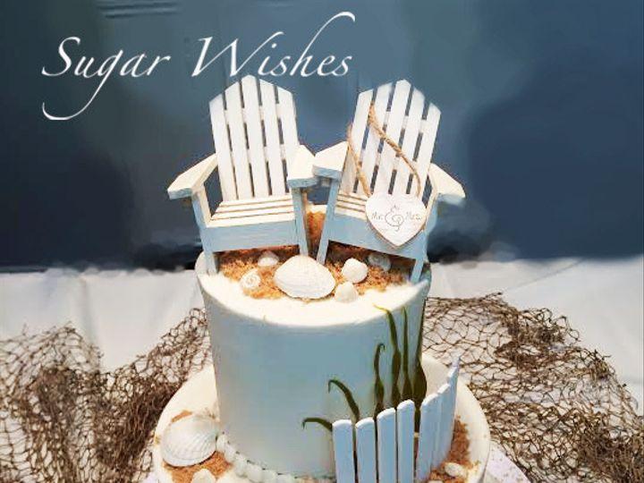 Tmx 1493754159723 Wedding Cake 1.2 Houston wedding cake