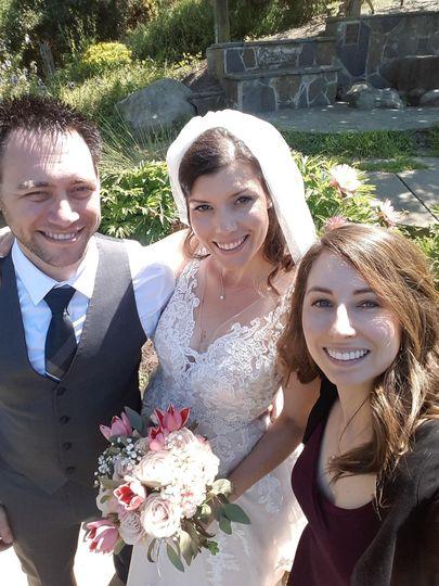 Wedding- The Gardens