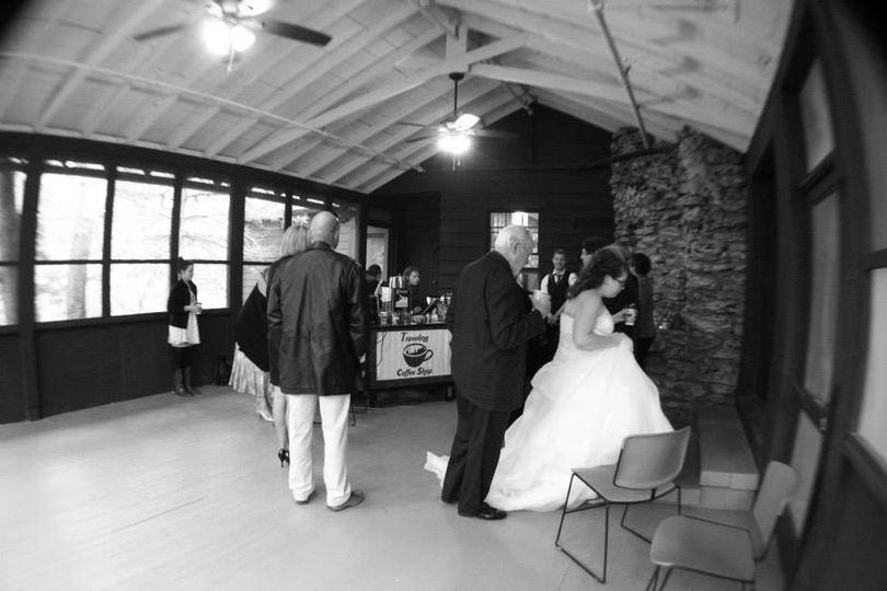 Past wedding