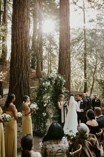 Redwood Ceremony