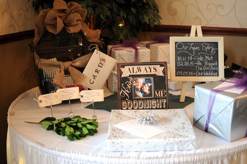 Table gift and souvenir