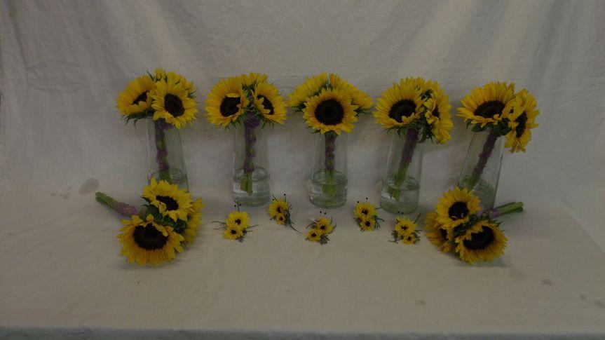 suns for a wedding