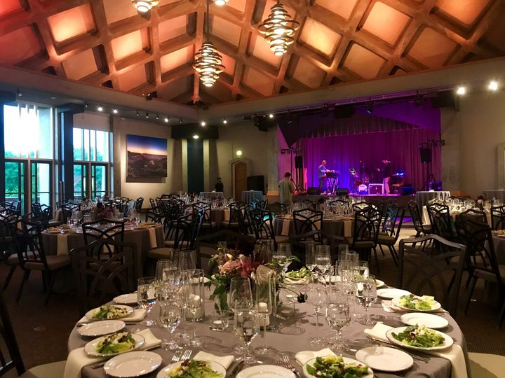 Mitchell Hall Reception