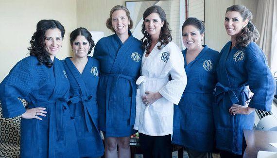 navy robe