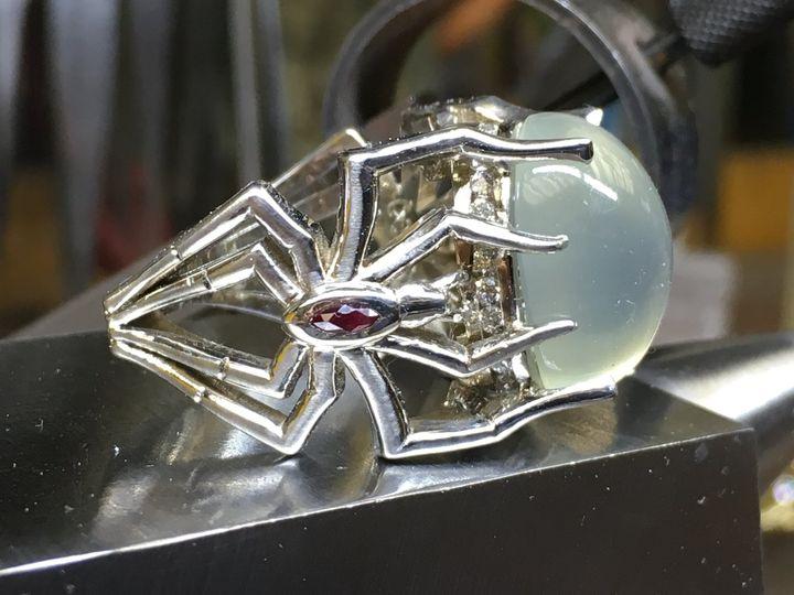 Spyder ring