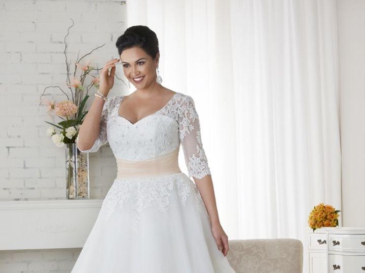 Tmx Style 1523 Front 51 1038757 East Aurora, NY wedding dress