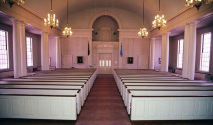 First Parish in Waltham 1