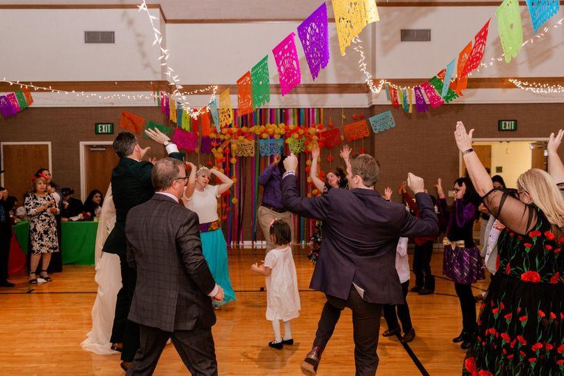 Reception celebrations - Ilse Salinas Photography