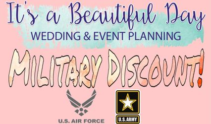 It's A Beautiful Day Wedding & Event Planning 1
