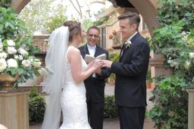 Sedona Wedding Officiant--Reverend Ken Froessel
