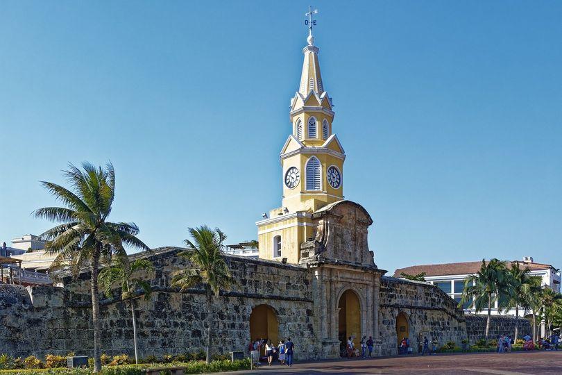 Caribbean honeymoon, Cartagena