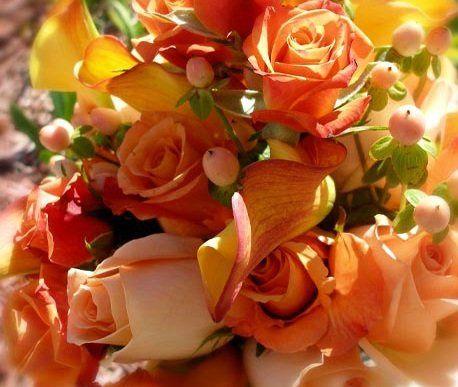 OrangeBouquet