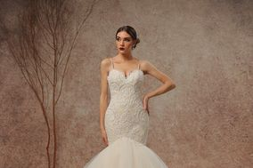 Amanda Novias Wedding Dress