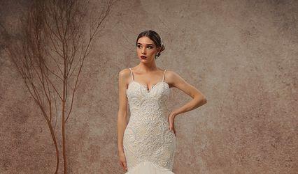 Amanda Novias Wedding Dress 1