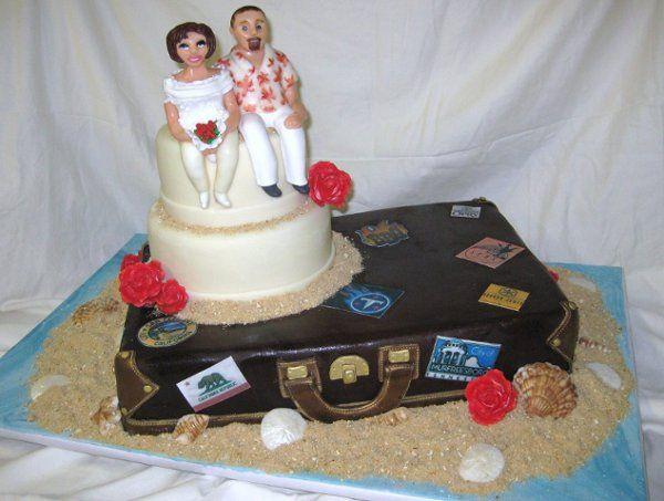 Tmx 1294084541979 Donaldwedding San Marcos, CA wedding cake
