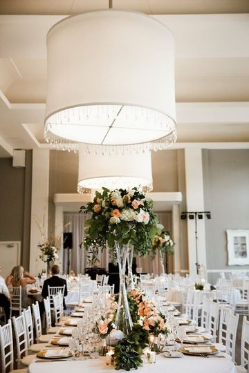 Table setup | Brin Hanson Photography