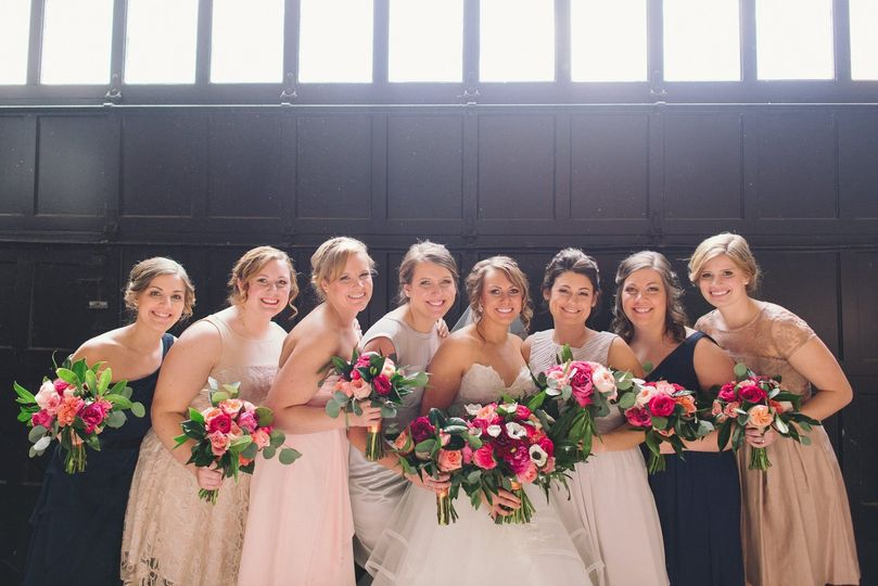 Bridal party | Jeff Loves Jessica Photography