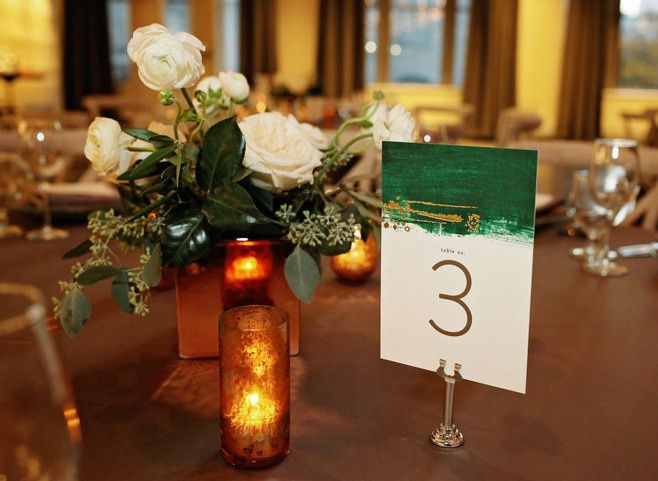 Table number | Studio Laguna Photography